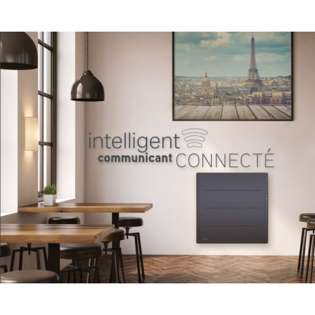 Adeos SMART ECOcontrol A693615 Vertical 1500 W Blanc