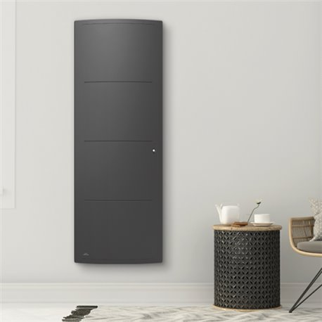 Adeos Smart ECOcontrol, A693643 Vertical 1000 W Anthracite