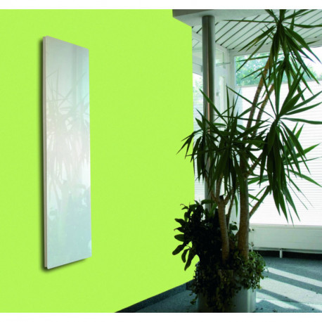 Soft touch Extra blanc sans thermostat, VFEH63ST750BB 750 Watts 630 x 750 Horizontal