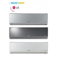 Murale Artcool Mirror, MS24AWV.NC0 7,5 K Watts Calo Argent