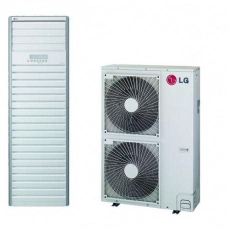 Climatiseur LG Armoire Inverter ref UP48.NT2/UU48W.U32 15,5 kW Calo