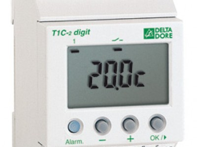 Thermostat modulaire multifonctions Digit Delta Dore